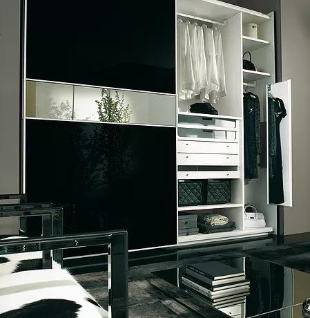 Sliding door wardrobes - Sangiorgio Retail